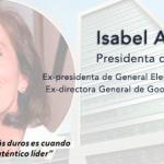Conferencia Isabel Aguilera. MeBA