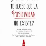 La positividad ya existe en el RAE. Gracias a Coca-Cola