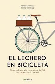 El lechero en bicicleta. Descubre cómo utilizar las redes sociales